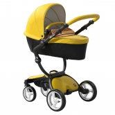 Коляска 2 в 1 Mima Xari Limited Edition, цвет Yellow