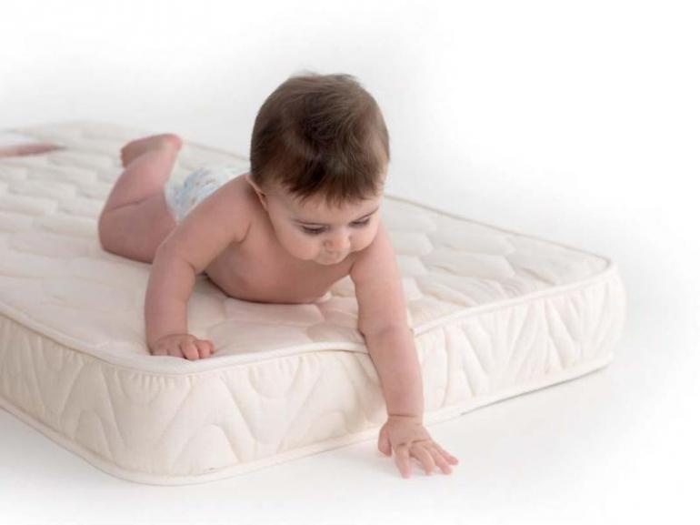 Удобный детский матрас – залог здорового роста малыша.