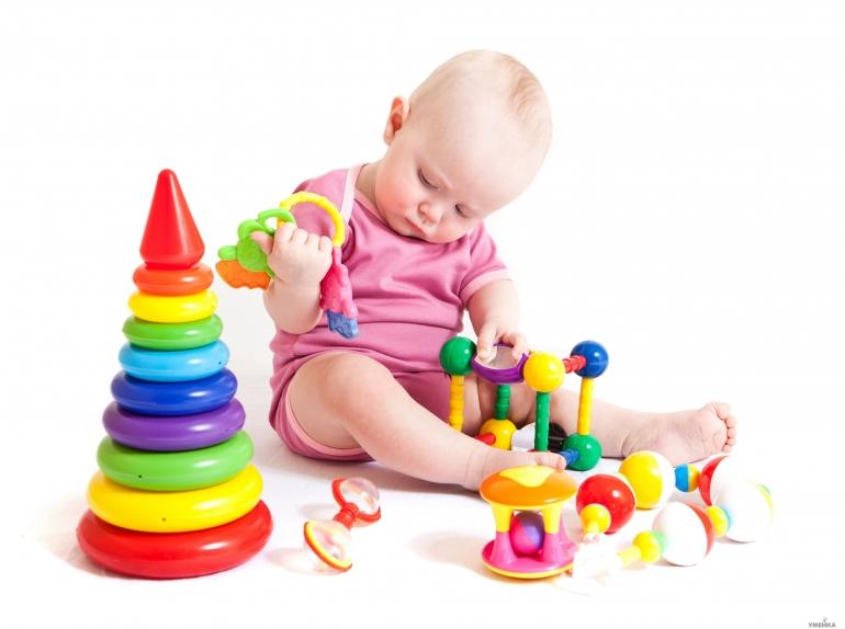 Детские игрушки для развития вашего малыша
