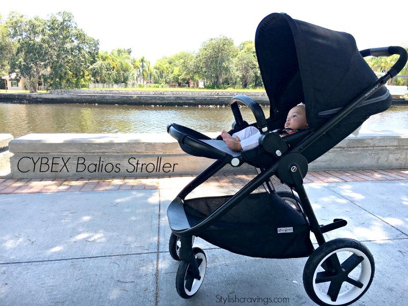 Cybex Balios M. Отзыв после 3-х месяцев использования!