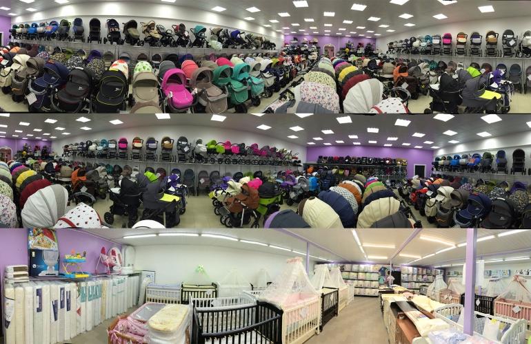 Широкий выбор ассортимента детских товаров в интернет магазине eBabyDay