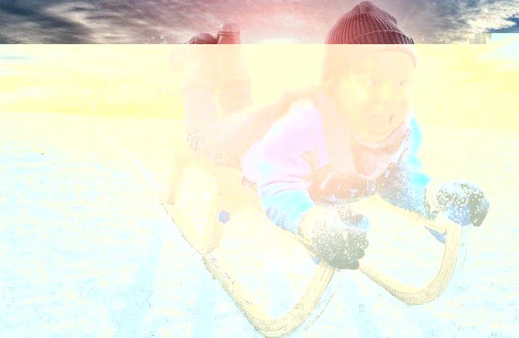 Санки детские: навстречу здоровью и счастью