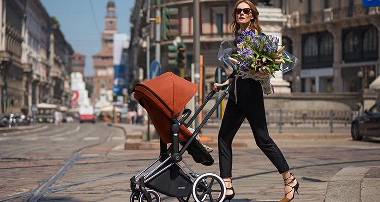 Трансформеры коляски для молодых и динамичных родителей!