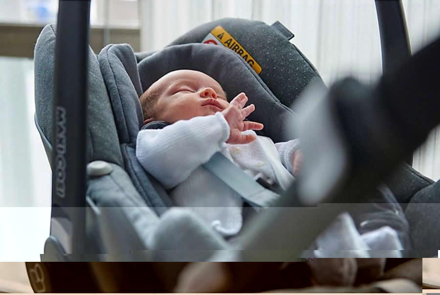 Покупаем автомобильное сиденье для новорожденного, группы 0-13 кг